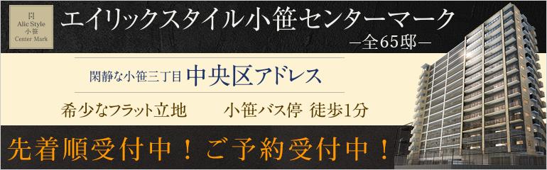 Alic Style小笹センターマーク